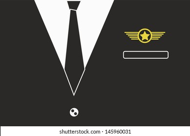 Imágenes Fotos De Stock Y Vectores Sobre Pilot In Uniform