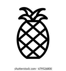 Pine Apple Icon