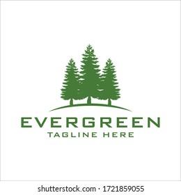 pine trees logo design, evergreen, fir, hemlock, spruce, conifer, cedar, coniferous, cypress, larch