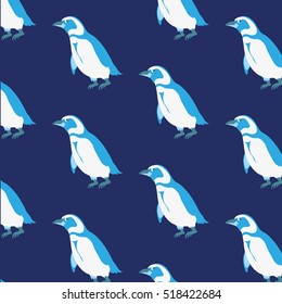 Pinguin pattern
