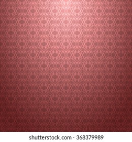 Pink abstract textured geometric pattern