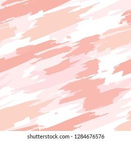 pink blush seamless vector pattern