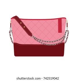 89a0a609d679 Chanel Bag Images, Stock Photos & Vectors | Shutterstock
