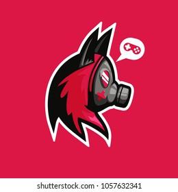 Gamer Logo Images Stock Photos Vectors Shutterstock