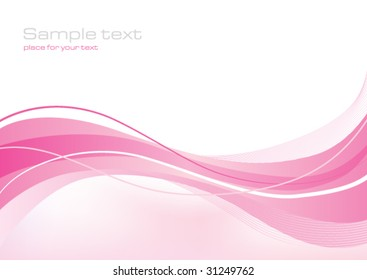 Pink Decorative Background