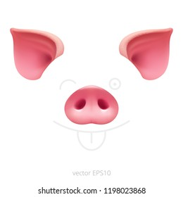 ears effect images stock photos vectors shutterstock