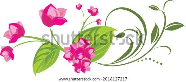 pink-flowers-postcard-design-vector-600w