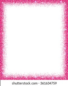 Pink Border Images Stock Photos Amp Vectors Shutterstock