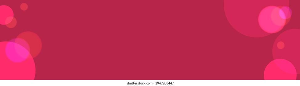 pink linkedin cover, Facebook cover,  spring banner vector, instagram post, Bokeh lights vector, pink background vector banner, linkedin banner, sparkle vector