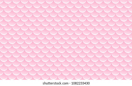 Pink mermaid texture. Fish skin background.