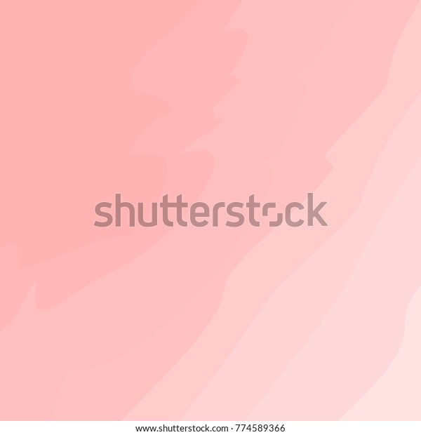 Pink Pastel Background Cover Book Invitation Stock Vector Royalty Free 774589366