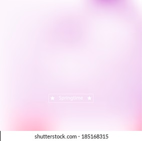 Pink smooth background, vector illustration