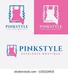 Pink Style Fashion Boutique Logo