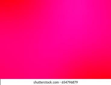 Pink vector blurred shine illustration. Brand-new pattern for your business design. Colorful background in abstract style with gradient.