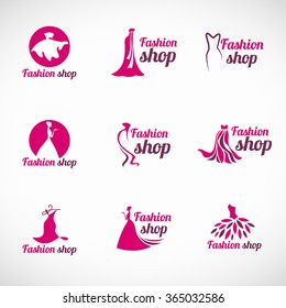Clothing Logo Designs Images Stock Photos Vectors Shutterstock