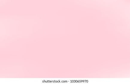 Pink-white blurred background. Smooth gradient texture color. Vector illustration. Pale light website pattern, Web and Mobile Applications, social media,banner header or sidebar graphic