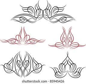 Pinstripe Design Images Stock Photos Vectors Shutterstock