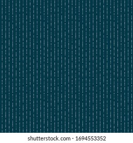 A pinstripe seamless pattern. The pinstripe is irregular and distressed.