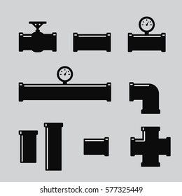 Pipe Fittings Icon Images, Stock Photos & Vectors | Shutterstock