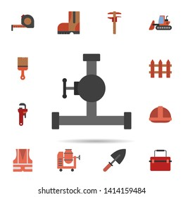 pipe, plumbing, siphon icon. Universal set of construction for website design and development, app development