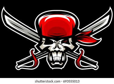 pirate, rogue vector