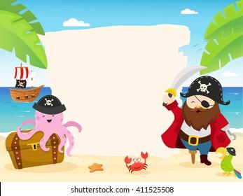 Pirate Template