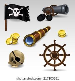 Pirated stuff