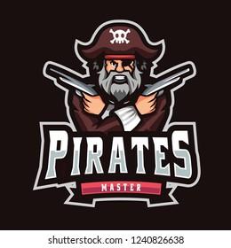 Pirates E Sport Logo