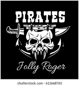 Pirate Beer Flag Banner Decoration Party Pirates Skeleton Festival Beers Drinks