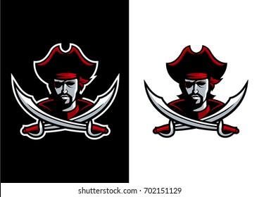 Pirates vector Logo