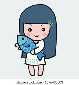 Pisces Woman Images, Stock Photos & Vectors   Shutterstock
