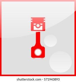 Piston Icon.