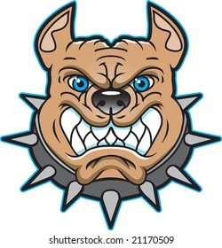 Pit Bull Logo or Image