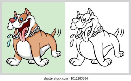 Vectores, imágenes y arte vectorial de stock sobre Pitbull