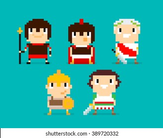Background Pixel Art Images Stock Photos Vectors