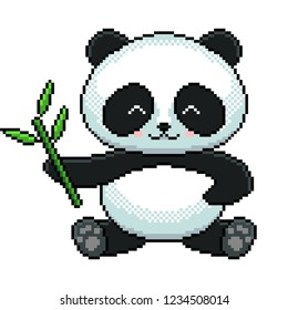 Pixel Panda Images Stock Photos Vectors Shutterstock