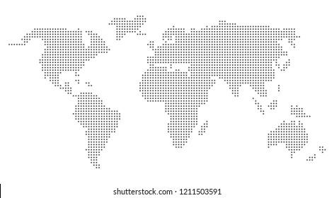 Vector Map Dot Images, Stock Photos & Vectors   Shutterstock