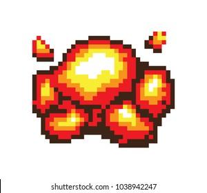 Similar Images, Stock Photos & Vectors of Pixel art 8 bit