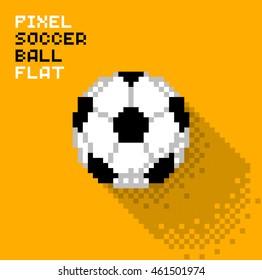 Footballpixelart Stock Vectors Images Vector Art