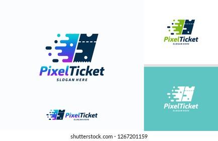 Imágenes, fotos de stock y vectores sobre Digital Tickets