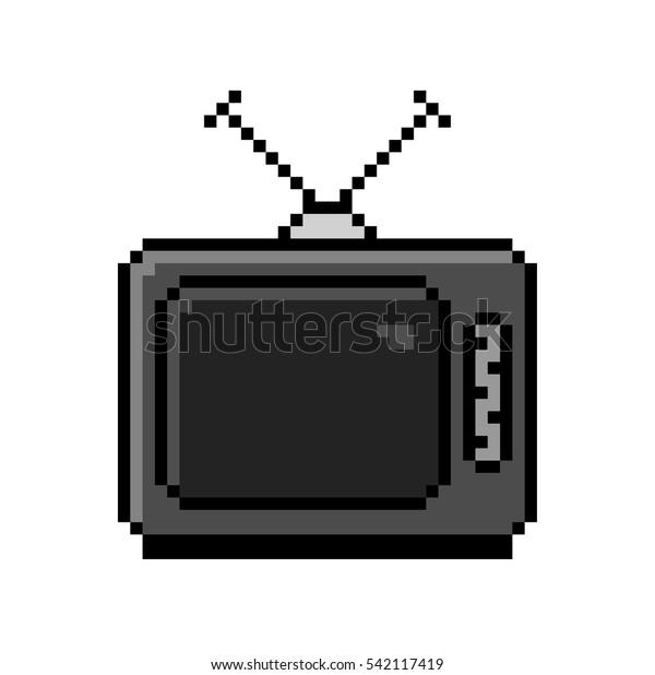 New tv looks pixelated