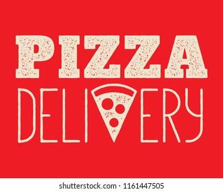 pizza delivery designt template
