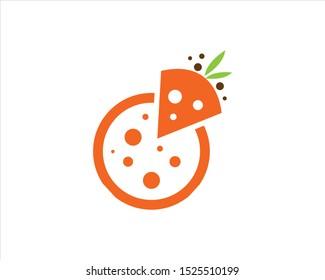 pizza design logo for bussines