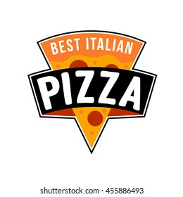 Pizza Logo Images, Stock Photos & Vectors | Shutterstock