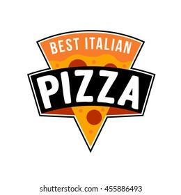 pizza emblem