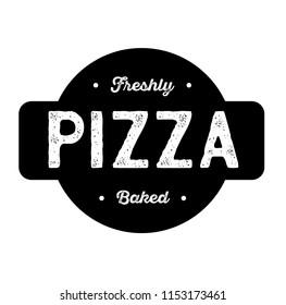pizza label , label
