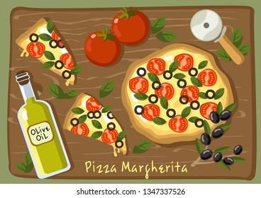 Pizza Margherita Yammi
