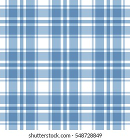 Plaid pattern vector. Tartan background