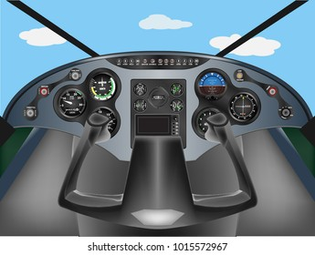 Airplane Steering Wheel Images, Stock Photos & Vectors | Shutterstock