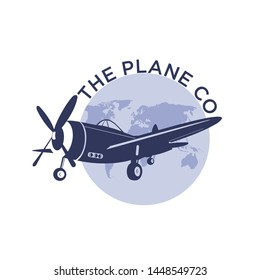 Airplane Logo Images, Stock Photos & Vectors | Shutterstock